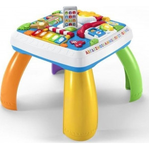 Fisher Price Εκπαιδευτικό Τραπέζι, DRH43 (390.142.007)
