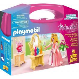 Playmobil Βαλιτσάκι Πριγκιπικό Μπουντουάρ 5650 narlis.gr