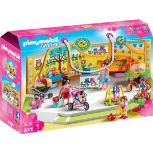 Playmobil, Κατάστημα Βρεφικών Ειδών 9079, κορίτσι, παιχνίδι, narlis.gr