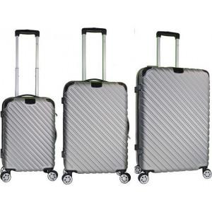 Βαλίτσα Rain Set RB9024D 3x Grey. Δωρεάν μεταφορικά!!!!!!