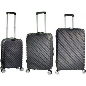 Βαλίτσα  Rain Set RB9024D 3x Black. Δωρεάν μεταφορικά!!!!!!