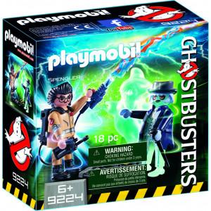 Playmobil Δρ. Σπένγκλερ και Φάντασμα 9224 narlis.gr