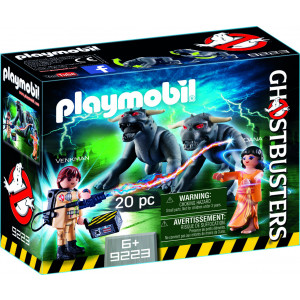 Playmobil Δρ Βένκμαν και Σκυλιά 9223 #787.342.103, narlis.gr