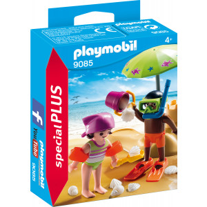 Playmobil Παιδάκια Στην Παραλία narlis.gr
