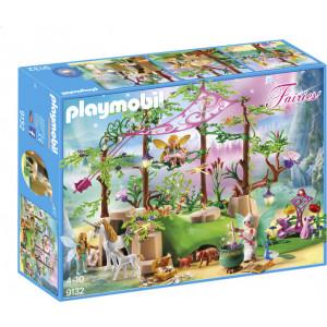 Playmobil, Μαγεμένο, Νεραιδοδάσος, 9132, κορίτσι, παιχνίδι, narlis.gr