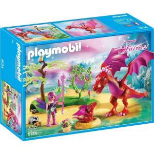 Playmobil Δρακομαμά με το Μωρό της 9134 Κωδ.787.342.213