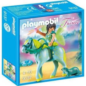 Playmobil Νεράιδα Με Άλογο 9137 narlis.gr