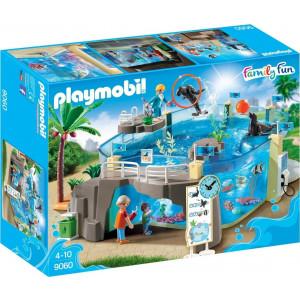 Playmobil Μεγάλο Ενυδρείο 9060 Κωδ. 787.342.225