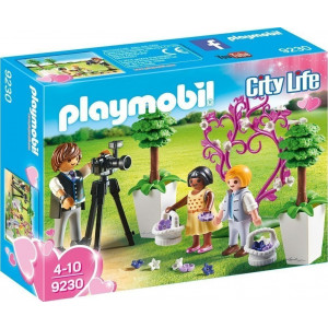 Playmobil Φωτογράφος Γάμου και Παιδάκια 9230 narlis.gr