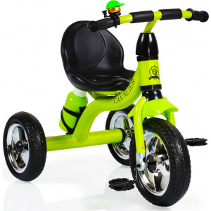 Moni Byox Τρίκυκλο Ποδηλατάκι Cavalier, Green 3800146241964, narlis.gr