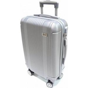 Βαλίτσα ταξιδιού Rain Silver  (κωδ.RB9028C) Δωρεάν μεταφορικά.