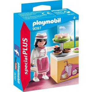 Playmobil Ζαχαροπλάστρια 9097 narlis.gr
