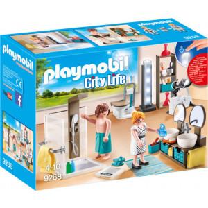 Playmobil Μοντέρνο Λουτρό 9268 #787.342.110, narlis.gr