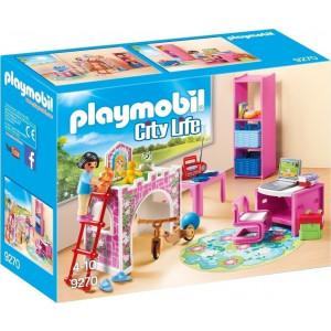 Playmobil Παιδικό Υπνοδωμάτιο 9270 #787.342.112