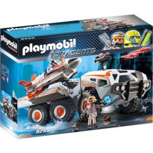 Playmobil Θωρακισμένο Όχημα της Spy Team 9255  Κωδ. 787.342.216