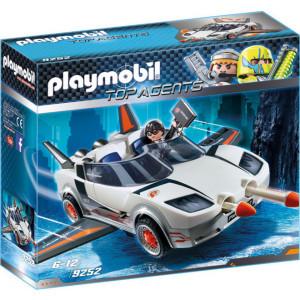 Playmobil Κατασκοπευτικό Όχημα του Πράκτορα Π. 9252 Κωδ. 787.342.215