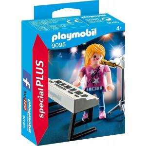 Playmobil Τραγουδίστρια Με Αρμόνιο narlis