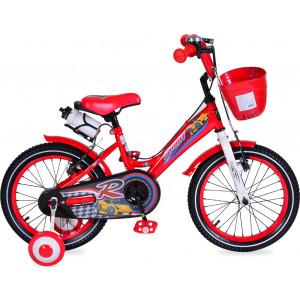 """Byox, Παιδικό, Ποδήλατο 16"""", 1680, Red, 3800146200756, narlis.gr"""