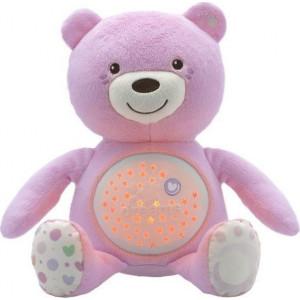 Αρκούδος Γλυκιά Αγκαλιά Chicco (Ροζ) (Κωδ.001.142.130)