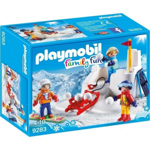 Playmobil Παιχνίδια στο Χιόνι 9283 narlis.gr