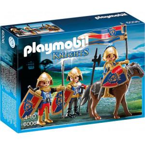 Playmobil Βασιλικοί Λεοντόκαρδοι Ιππότες 6006 #787.342.191, narlis.gr