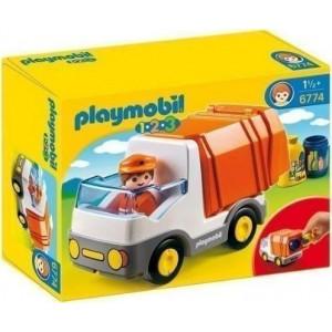 Playmobil Απορριμματοφόρο Όχημα 6774 #787.342.137, narlis.gr