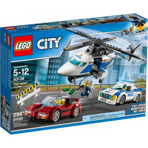 Lego High speed Chase 60138