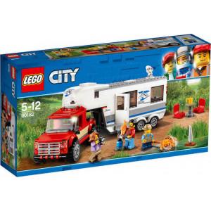 LEGO City Pickup & Caravan 60182 793.342.037
