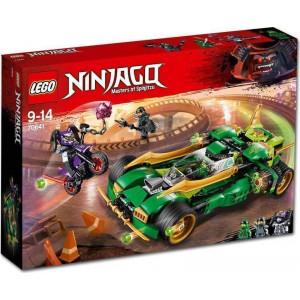 LEGO Ninjago Ninja Nightcrawler 70641  793.342.076