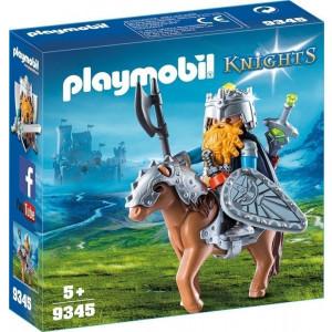 Playmobil Νάνος Πολεμιστής με Πόνυ 9345 narlis.gr