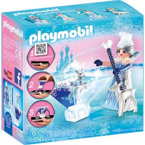 Playmobil Πριγκίπισσα Του Παγετού Με Ελαφάκι 9350, narlis.gr