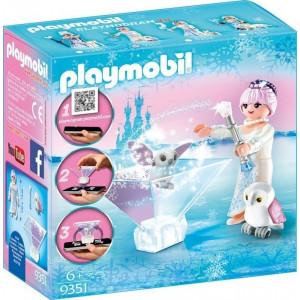 Playmobil Πριγκίπισσα του Χιονιά με Κουκουβάγια 9351 narlis.gr