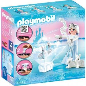 Playmobil Πριγκίπισσα Του Χειμώνα Με Λαγουδάκια 9352, narlis.gr