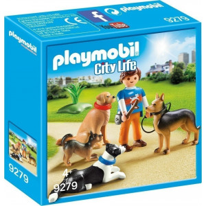 Playmobil Εκπαιδευτής Σκύλων 9279 narlis.gr