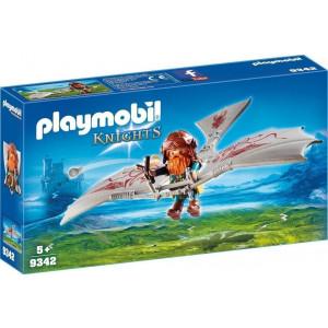 Playmobil Νάνος Με Αιωρόπτερο Knights 9342 narlis.gr