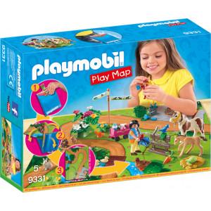 Playmobil Επιφάνεια Παιχνιδιού Βόλτα με Πόνυ 9331 #787.342.130, narlis.gr