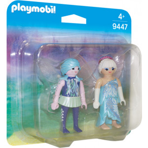 Playmobil Duo Pack Νεράιδες του Χιονιού 9447 narlis.gr