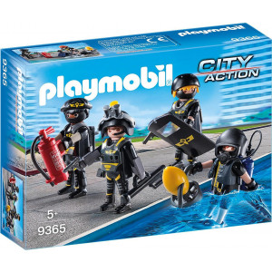 Playmobil Ομάδα Ειδικών Αποστολών 9365 #787.342.080