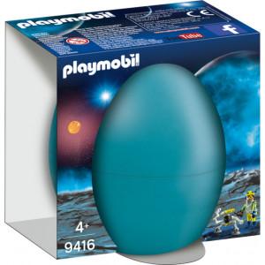Playmobil Διαστημικός Πράκτορας με Ρομπότ 9416 narlis.gr