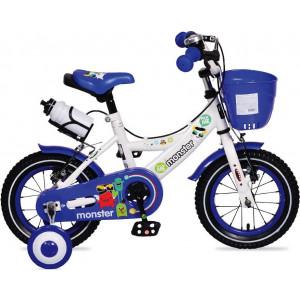 Ποδήλατο, 1681 Παιδικό, V-Brake, 16' Blue, Byox, 3800146200954, narlis.gr