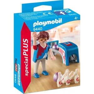 Playmobil Παίκτης Bowling 9440 narlis
