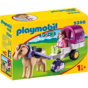Playmobil Άμαξα με Άλογο 9390 narlis.gr