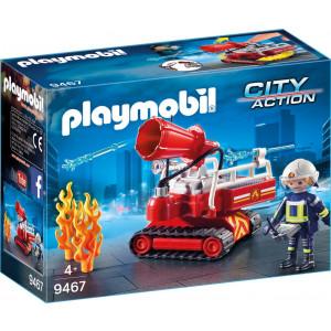 Playmobil Πυροσβεστικό Κανόνι Νερού 9467 #787.342.243, narlis.gr