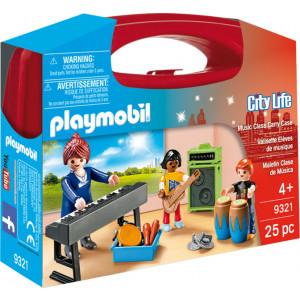 Playmobil Βαλιτσάκι Μάθημα Μουσικής 9321 narlis.gr