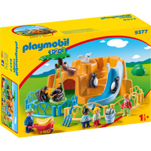 Playmobil 9377 Ζωολογικός Κήπος παιδικά παιχνίδι ζωάκια narlis.gr