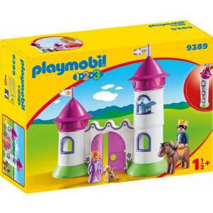 Playmobil Κάστρο με Στοιβαζόμενους Πύργους 9389 Κωδ. 787.342.090