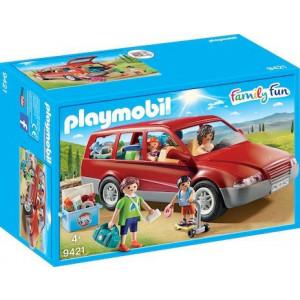 Playmobil 9421 Οικογενειακό Όχημα Αυτοκίνητο family van κορίτσι narlis.gr