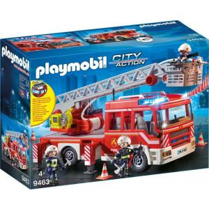 Playmobil Όχημα Πυροσβεστικής με Σκάλα και Καλάθι Διάσωσης 9463