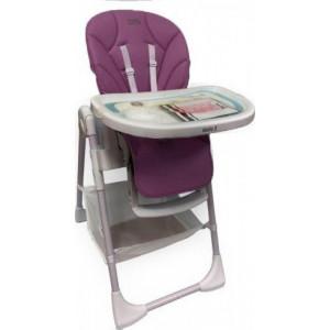 Καρεκλάκι φαγητού Just Baby Gusto 3 Purple