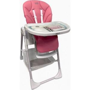 Καρεκλάκι φαγητού Just Baby Gusto 3 (Pink)